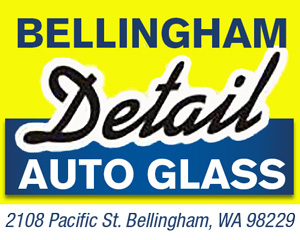 Bellingham Detail and Auto Glass logo